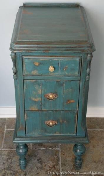 Aubusson Blue Chalk Paint(tm) dekorativ Paint by Annie Sloan