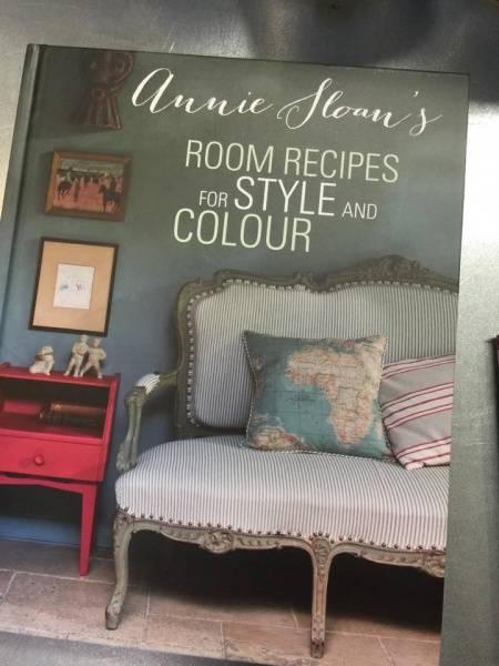 Bilde av Annie Sloans Room Recipies